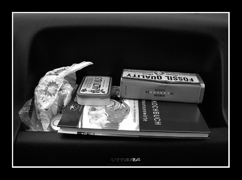 Ronnie´s Reiseproviant