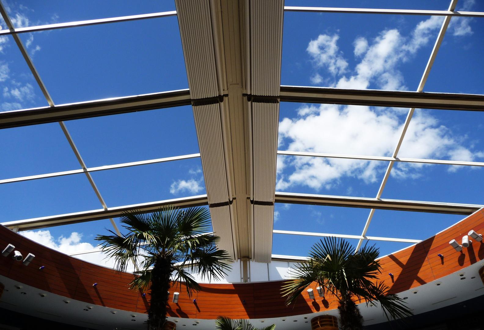Roof 2, Cosmos Mall, Thessaloniki, Greece
