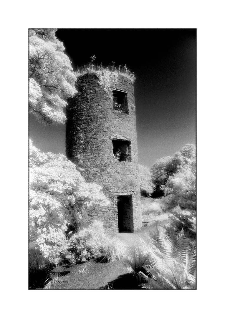 Roofless Tower
