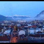 roofs of Innsbruck #1