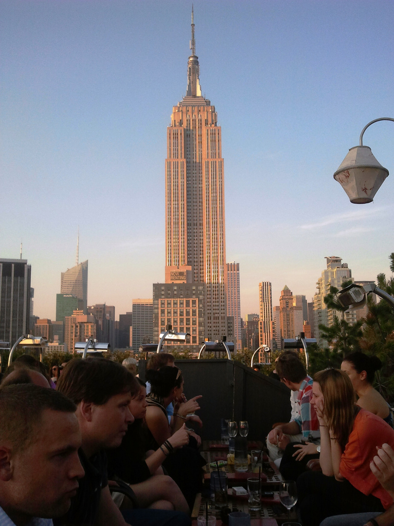 Rooftop Bar 230 Fifth