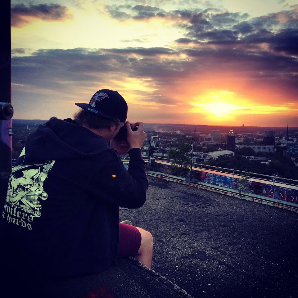 #rooftop-exploring