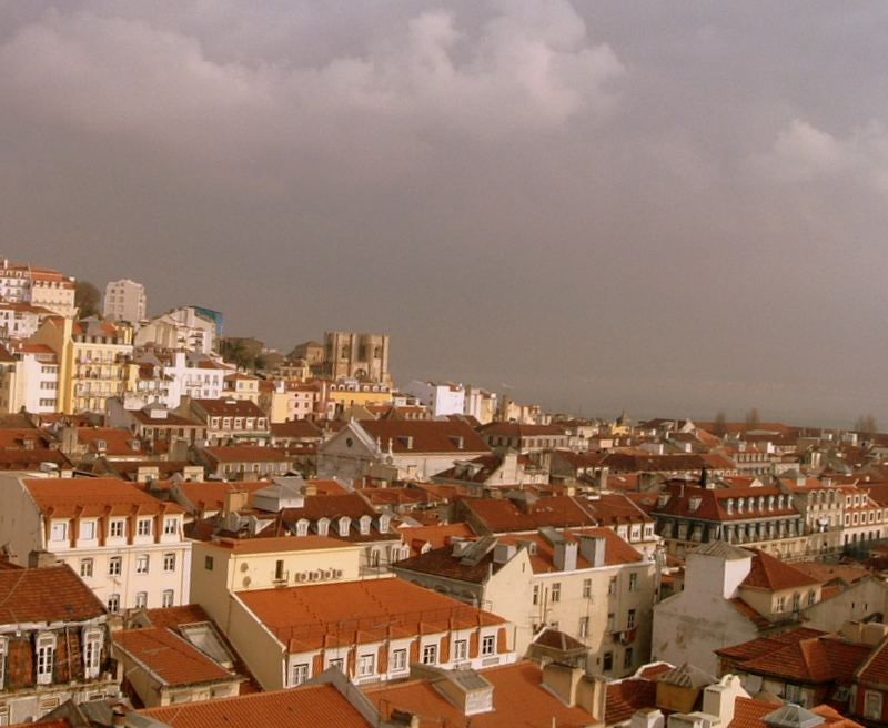 Rooftops of Lisboa