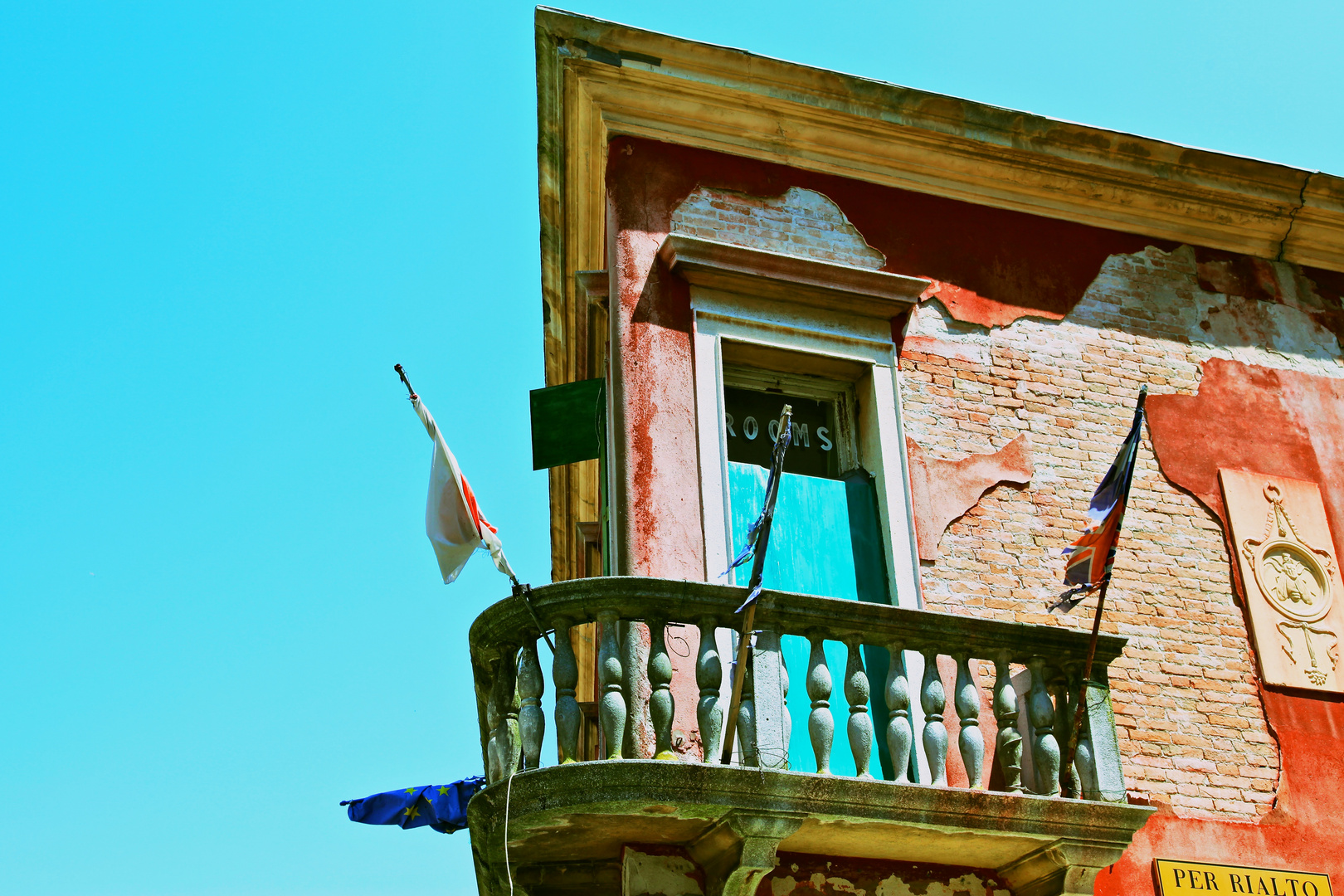 Rooms in Venice
