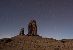 Roque Nublo mit Polarstern
