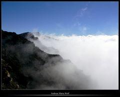 Roques des los Muchachos La Palma