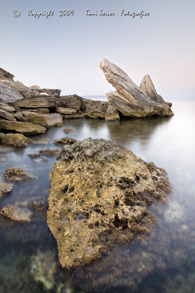 Roques Sa Colònia de Sant jordi