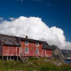 Rorbu in Henningsvær