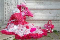 Rosa Maske