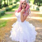 rosa weeding :-D