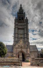 Roscoff (Bretagna) - Church of Notre Dame de Croas-Batz