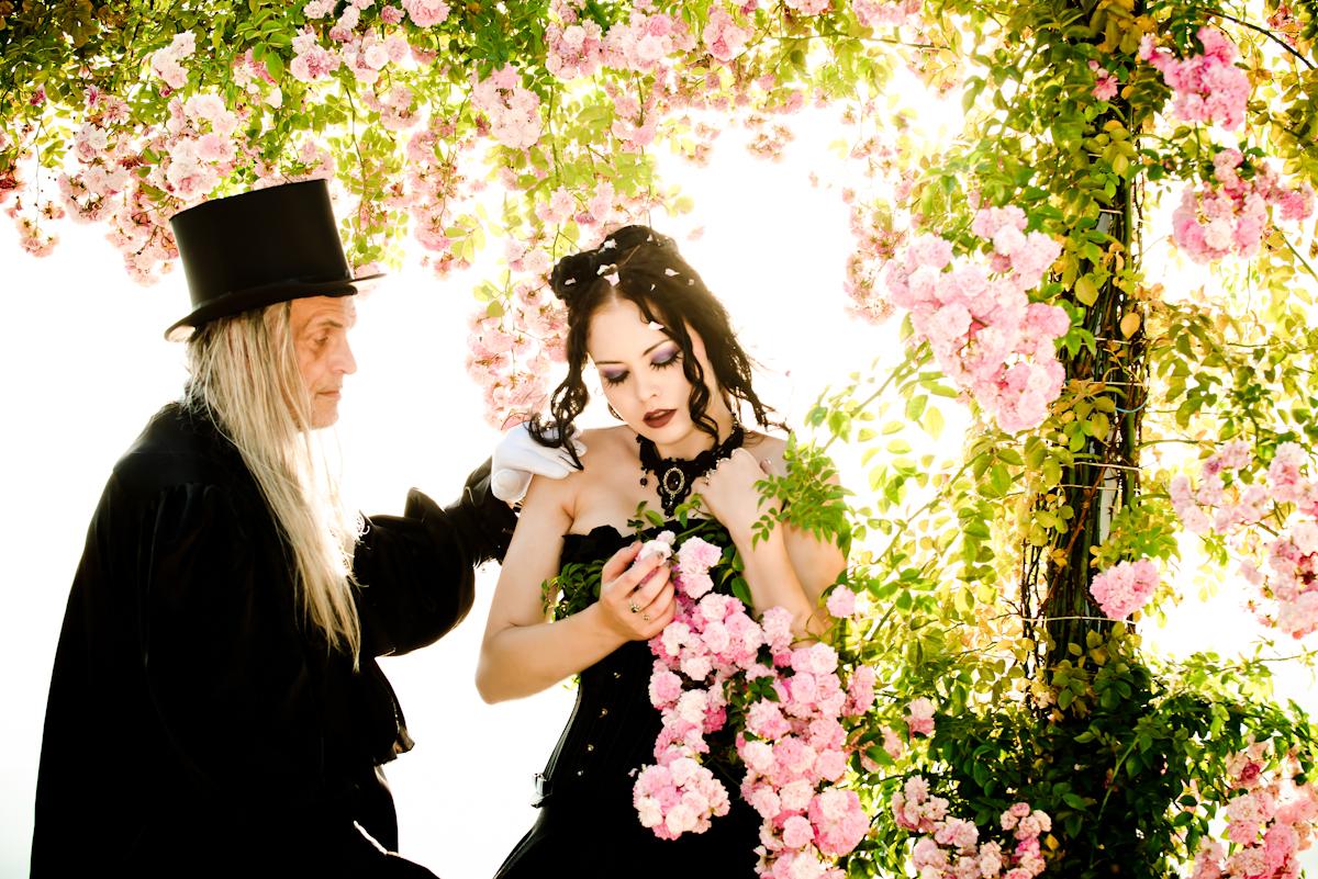Rose Black