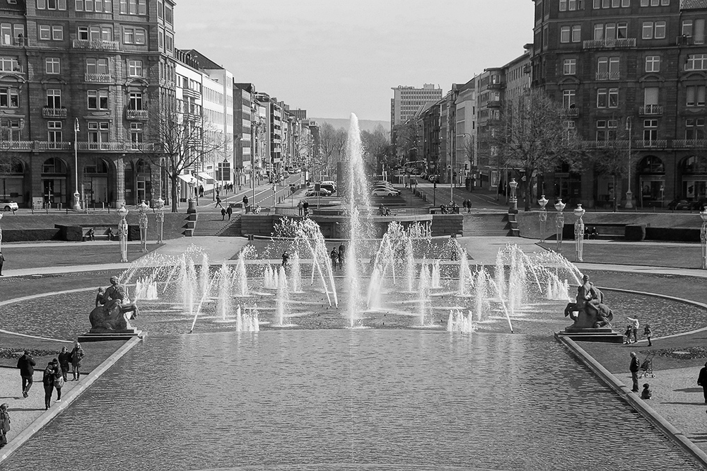 Rosengarten - Mannheim
