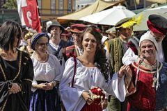 Rosenkönigin von Bad Langensalza