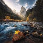 Rosenlaui im Berner Oberland