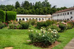 Roseto, Villa Reale di Monza