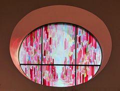 Rosetten - Fenster der Christus - Kirche Köln