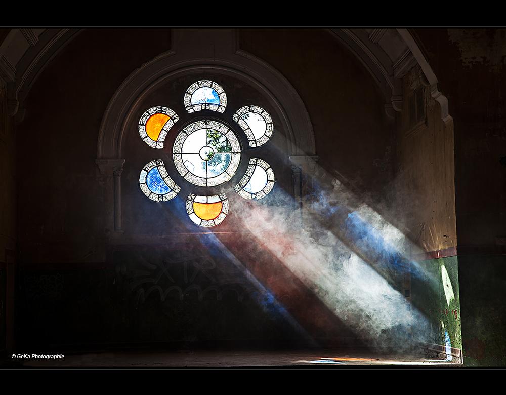 Rosettenfenster