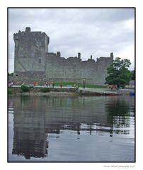 Ross Castle e riflessi 2