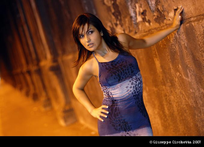 Rossana in the City Tunnel #2