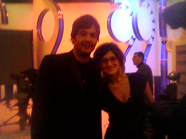 Rossella e Milton Morales al programma matricole e meteore
