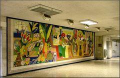 Rossio Underground Station.