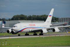 Rossiya Ilyushin Il-96 RA-96017