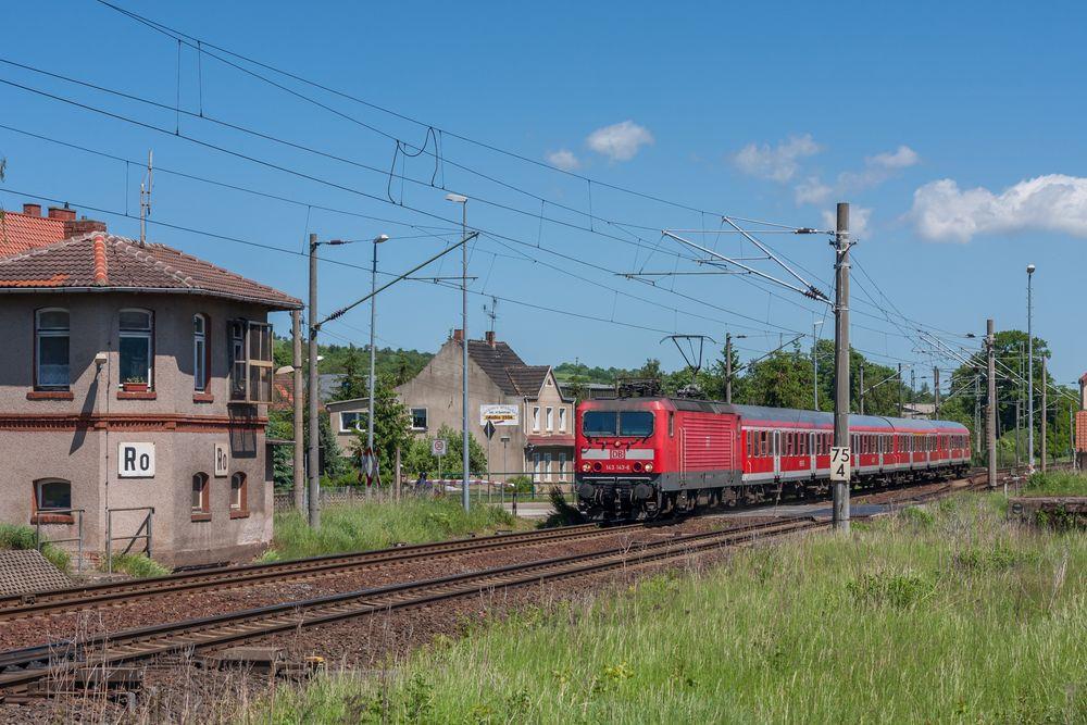 Roßla, 143 143-6