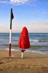 rosso.... a riva