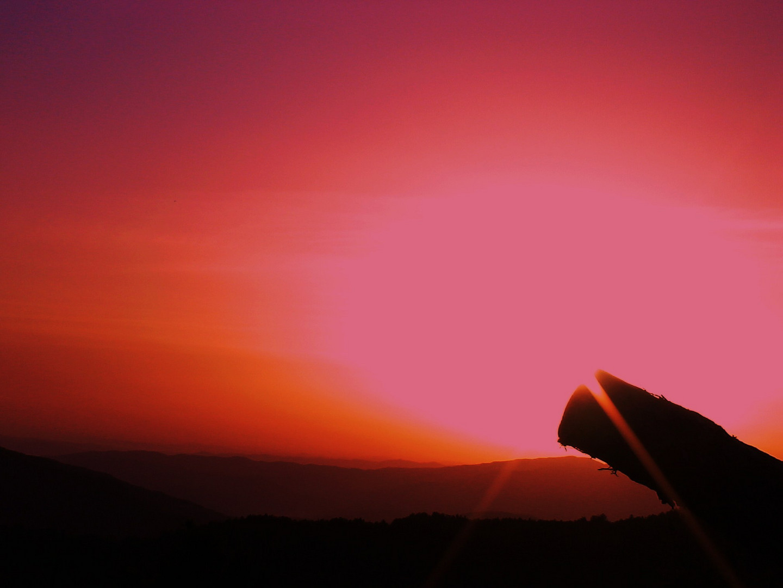 ....rosso di sera....