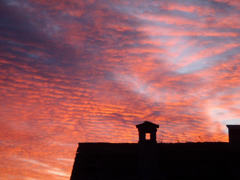 Rosso di sera bel tempo si spera..
