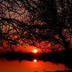 ... rosso di sera buon tempo si spera ...