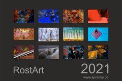 RostArt Kalender 2021