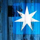 RostArt(128) - Blue Christmas