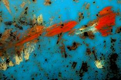 RostArt(75) - Orange Flash