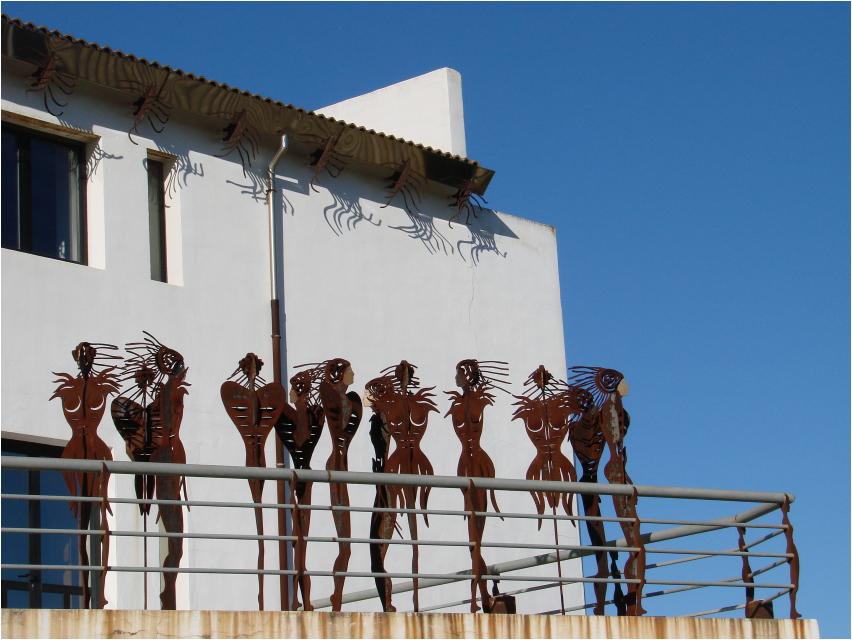 Rostige Ladies auf Mallorca