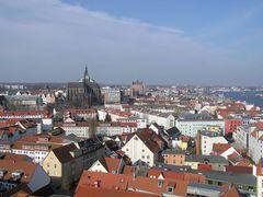 Rostock am Morgen