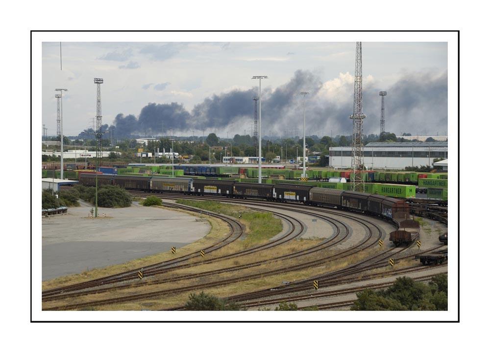 Rostock / D - Port/Hafen