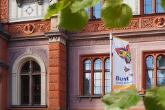 Rostock demonstriert friedlich (1)