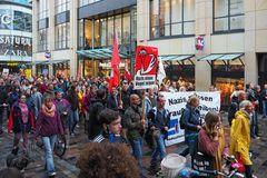 Rostock demonstriert friedlich (12)