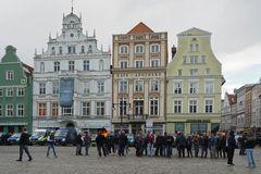 Rostock demonstriert friedlich (22)