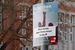 Rostock demonstriert friedlich (4)