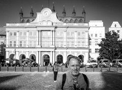 Rostock: Meermensch als Faschist beschimpft