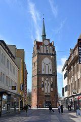 Rostock mit dem Kröpeliner Tor