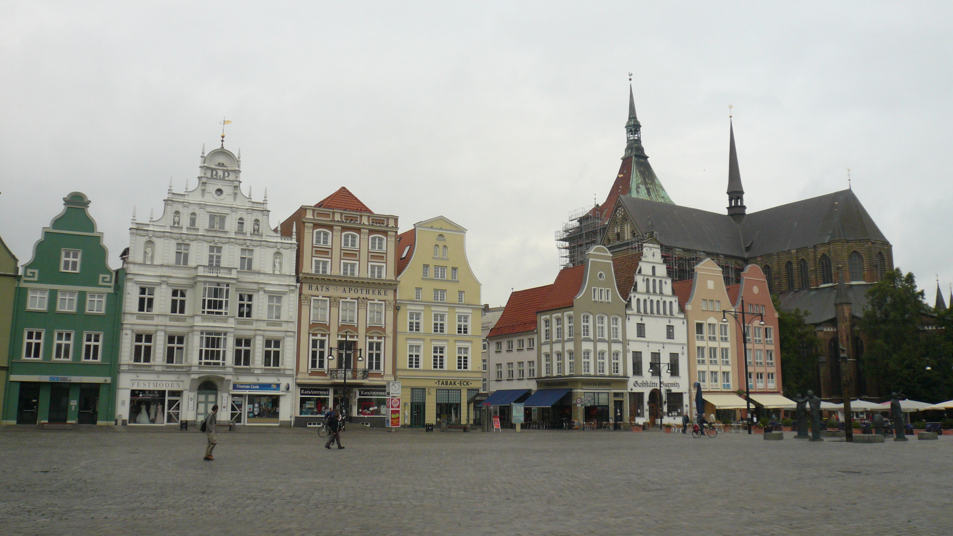 Markt.De Rostock