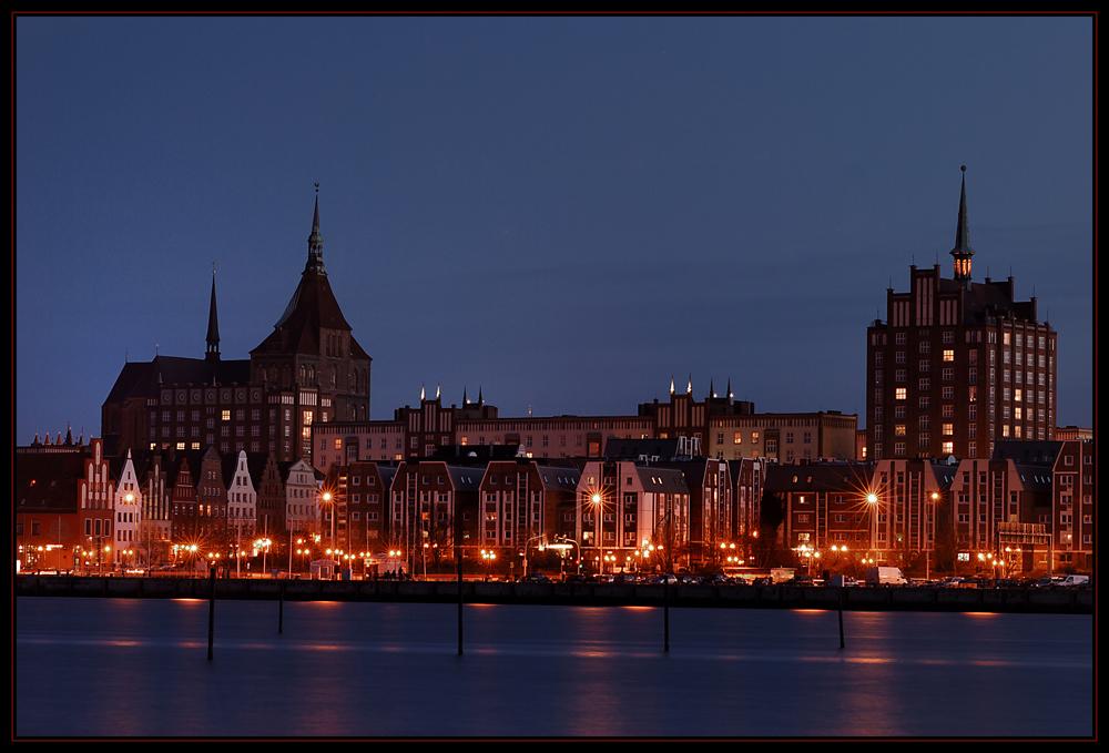 """Rostock Stadthafen """"kein DRI"""""""