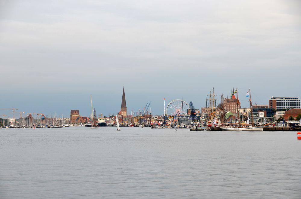 Rostock zur Hanse Sail 2016