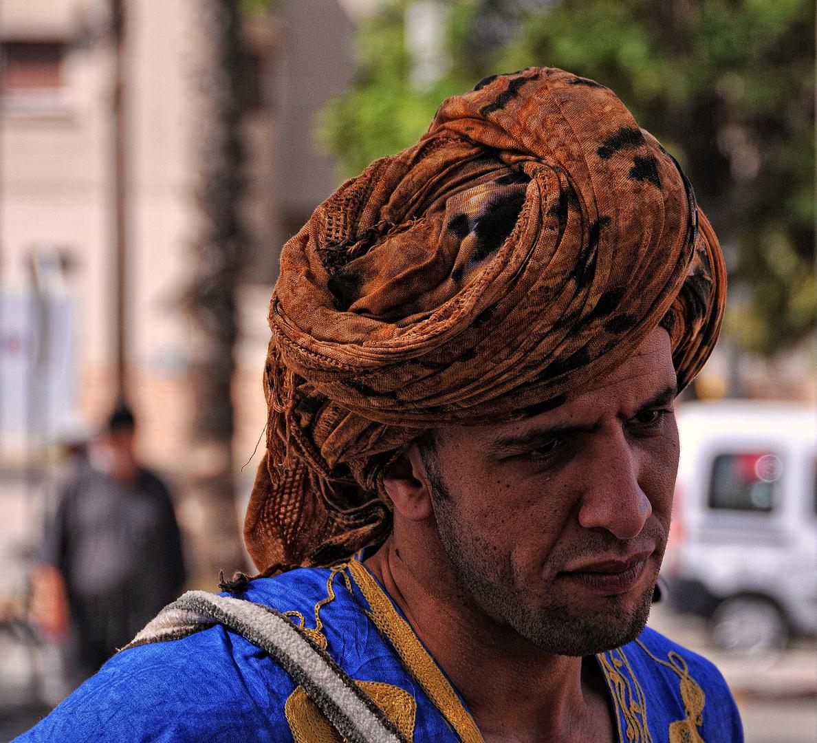 Rostos - Marrocos