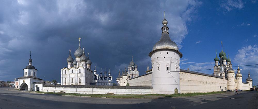 Rostov Velikij Kremlin