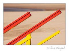 Rot über Gelb